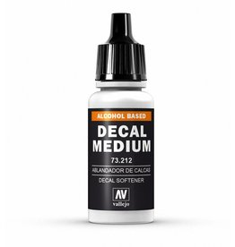 Vallejo Decal Medium 17ml