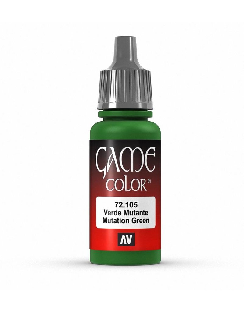 Vallejo Game Color - Mutation Green 17ml