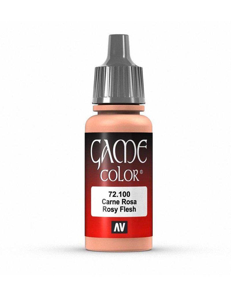 Vallejo Game Color - Rosy Flesh 17ml