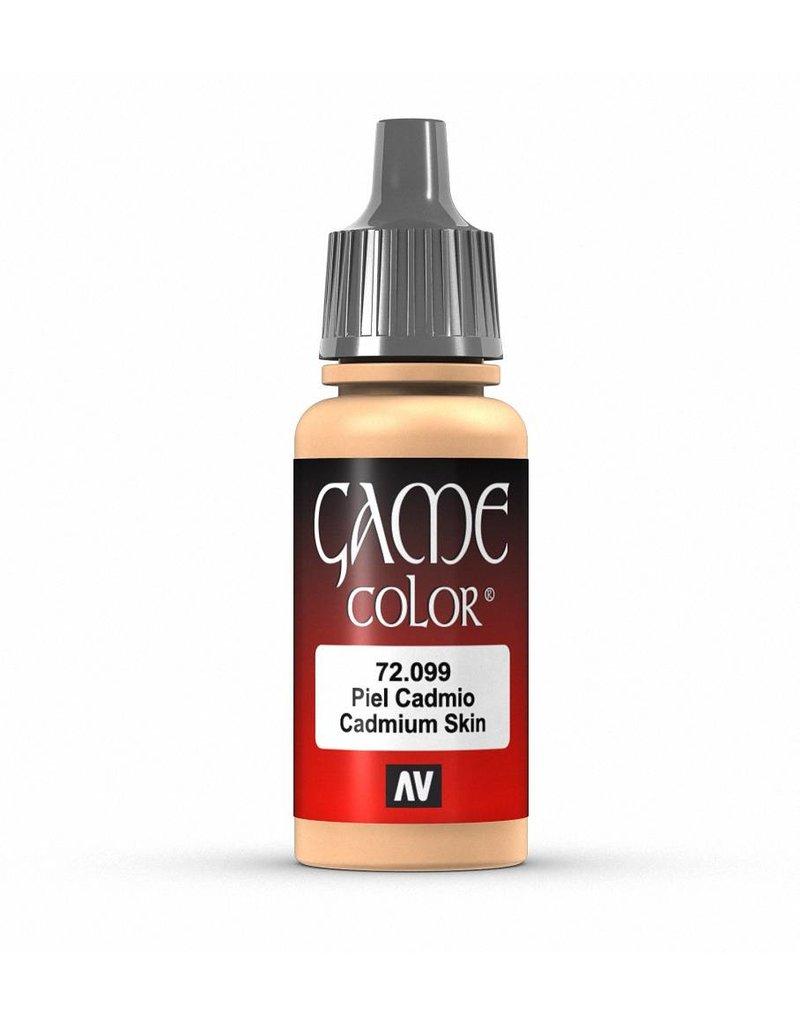 Vallejo Game Color - Cadmium Skin 17ml