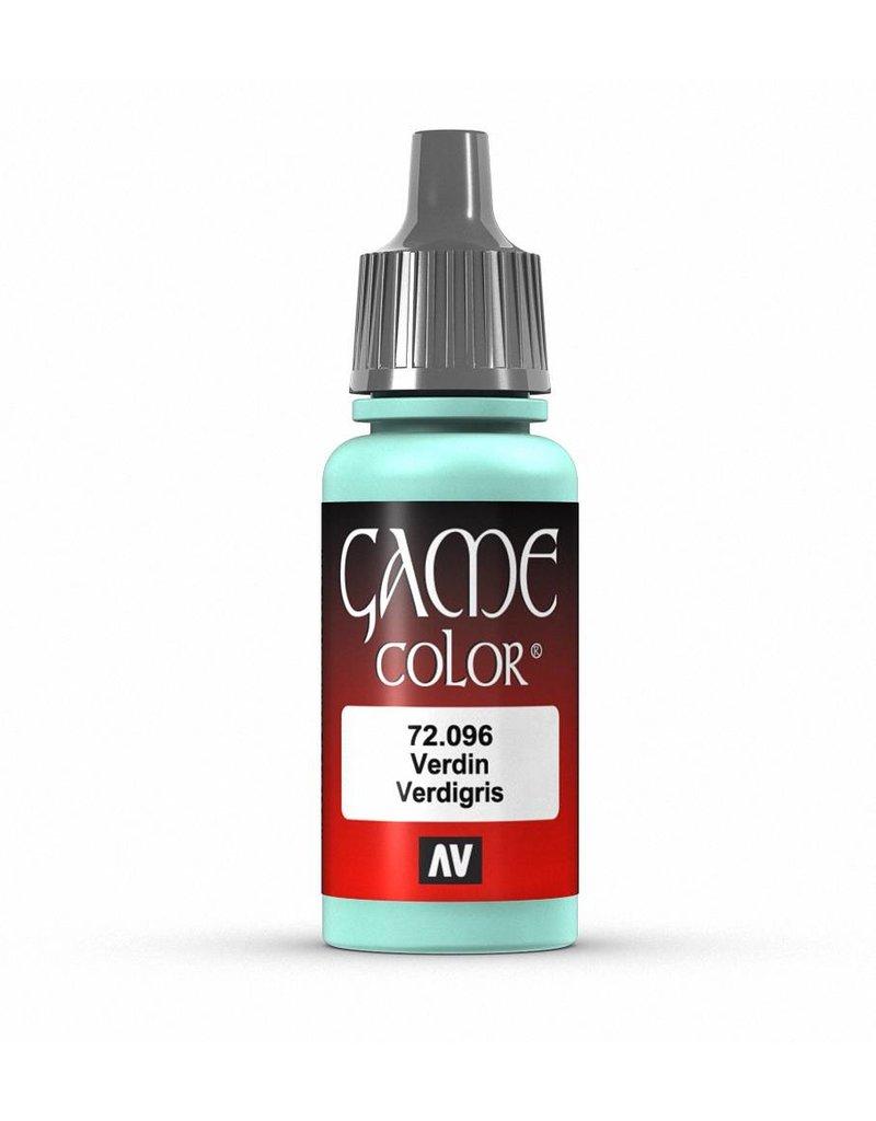 Vallejo Game Color - Verdigris 17ml