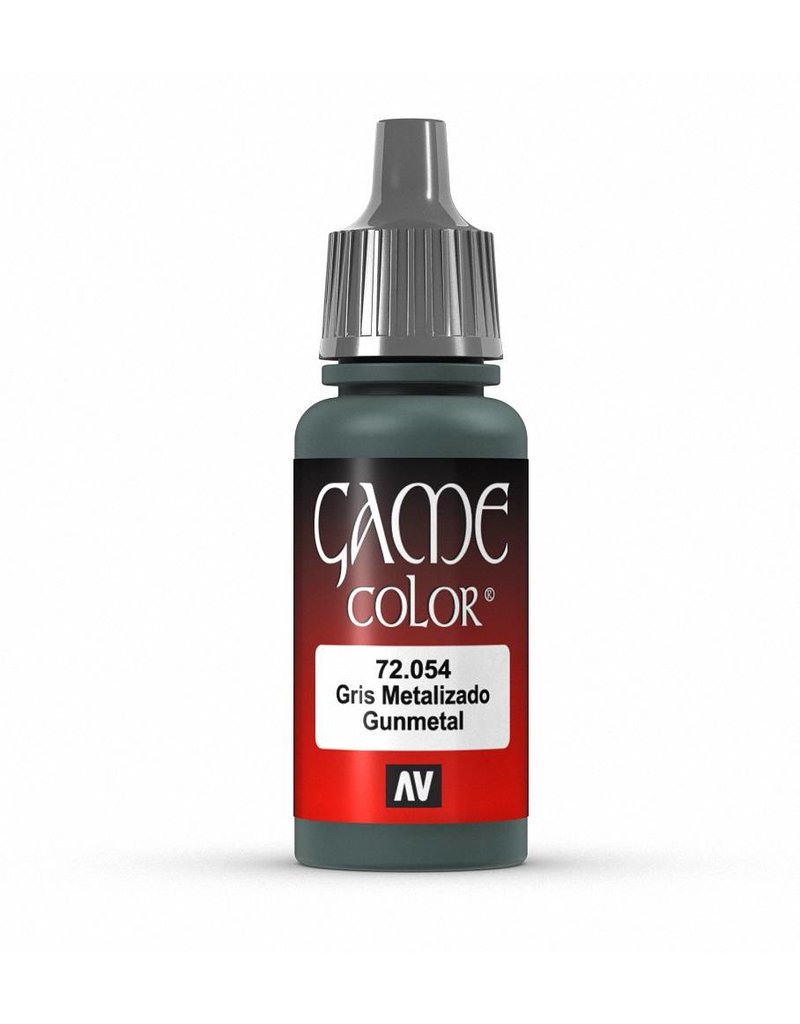 Vallejo Game Color - Gunmetal 17ml
