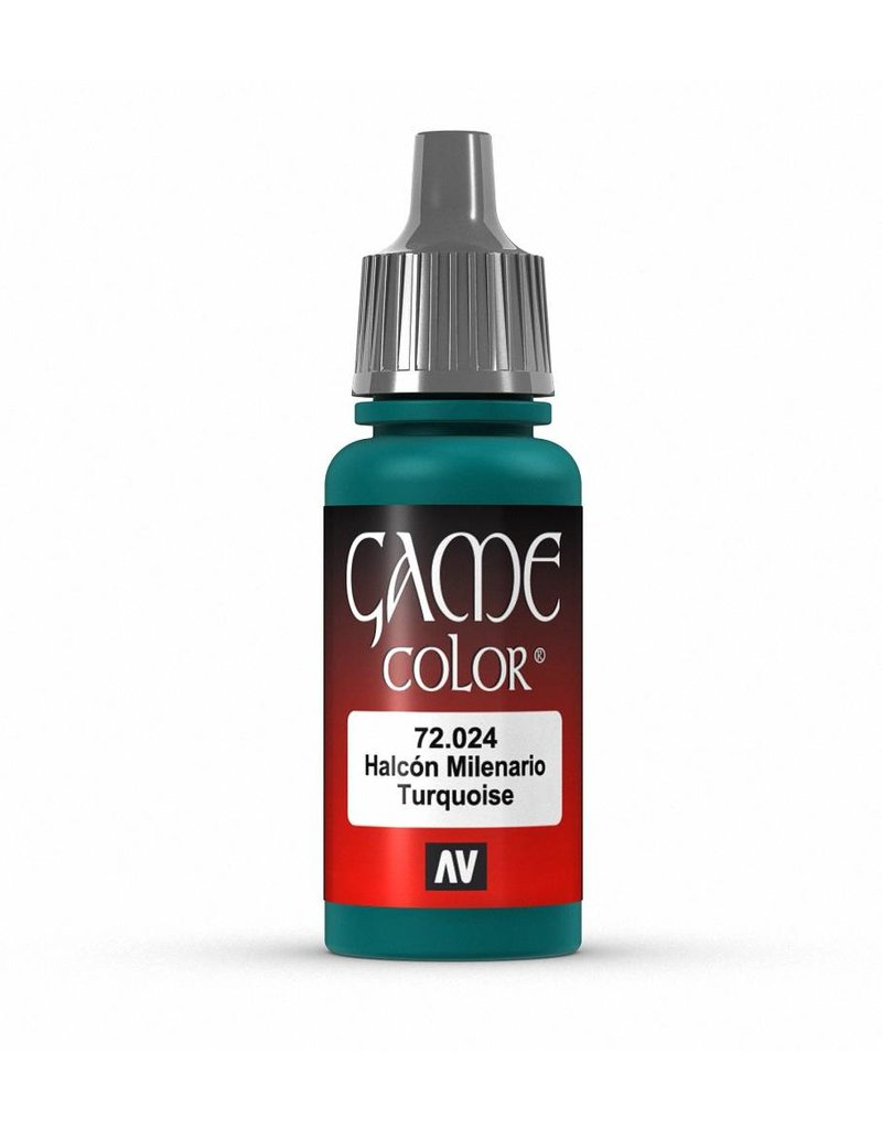 Vallejo Game Color - Falcon Turquoise 17ml