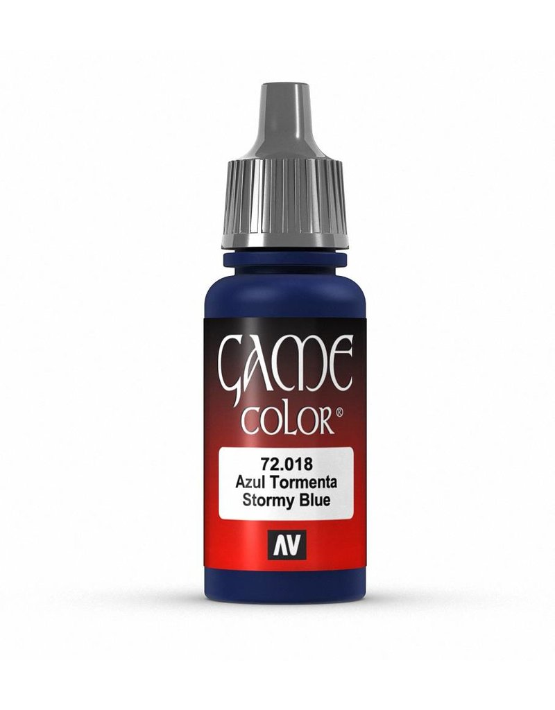 Vallejo Game Color - Stormy Blue 17ml