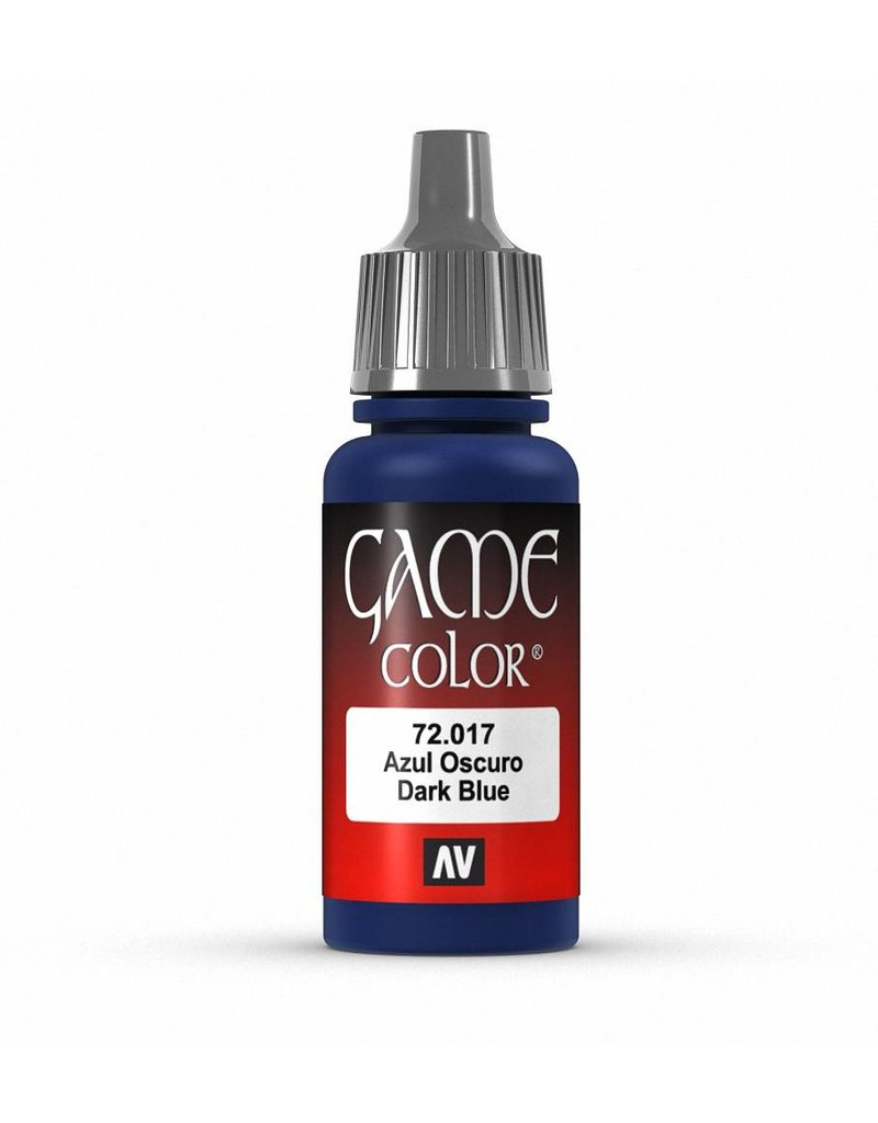 Vallejo Game Color - Sick Blue 17ml