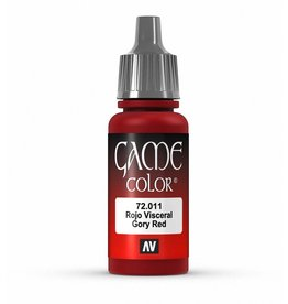 Vallejo Gory Red 17ml