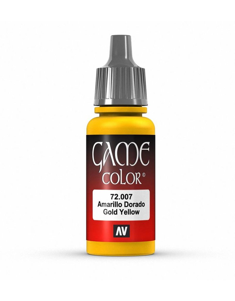 Vallejo Game Color - Gold Yellow 17ml