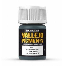 Vallejo Vallejo Pigments - Dark Steel