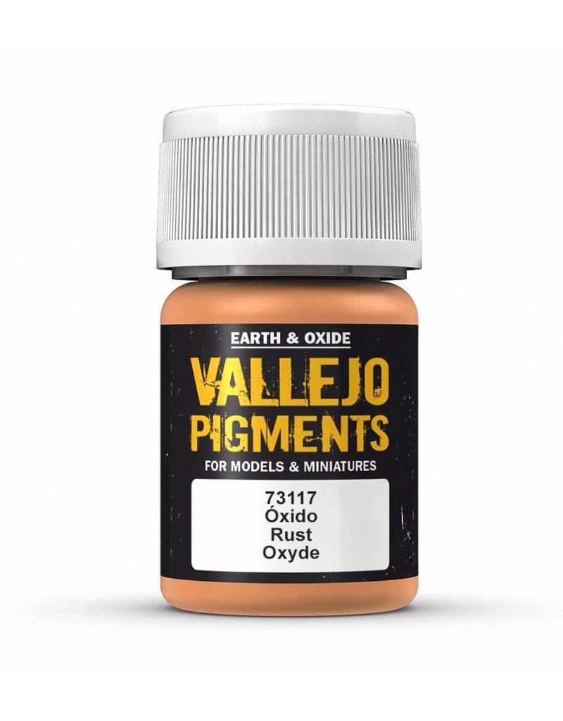 Vallejo Pigments - Rust 35ml