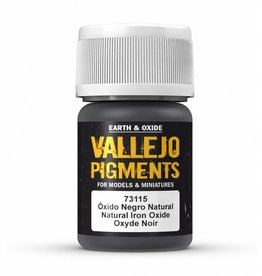 Vallejo Natural Iron Oxide 35ml