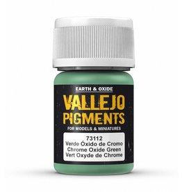 Vallejo Vallejo Pigments - Chrome Oxide Green