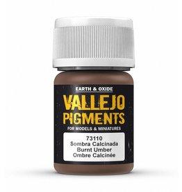 Vallejo Vallejo Pigments - Burnt Umber