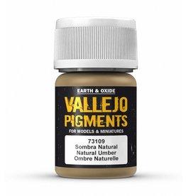 Vallejo Vallejo Pigments - Natural Umber