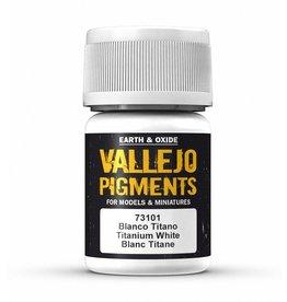 Vallejo Vallejo Pigments- Titanium White