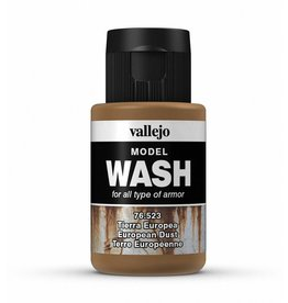 Vallejo European Dust Wash 35ml