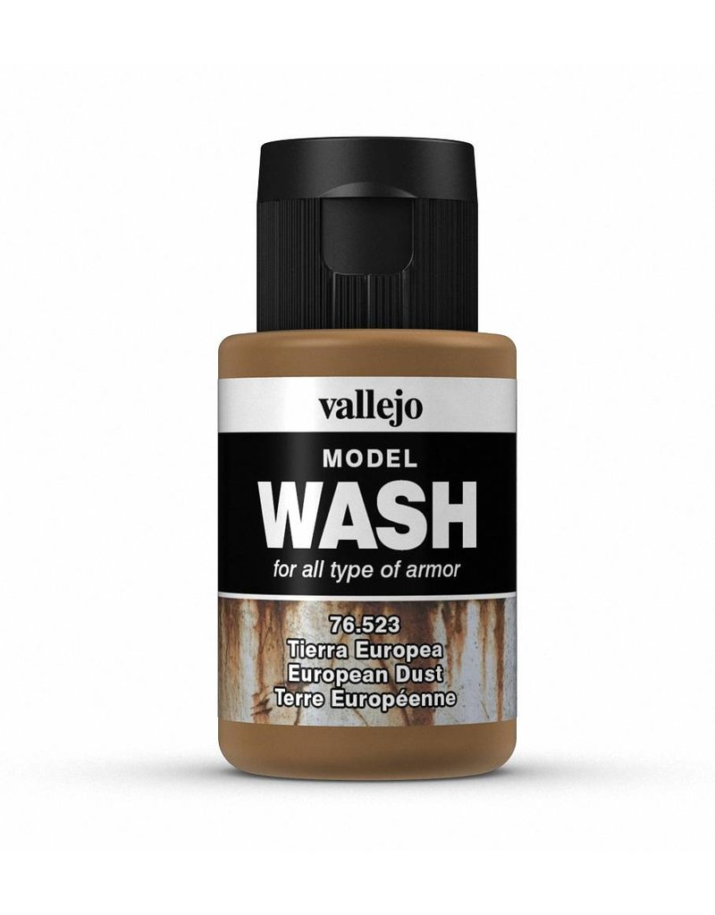 Vallejo Model Wash – European Dust 35ml