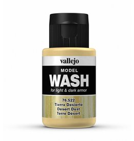 Vallejo Desert Dust Wash