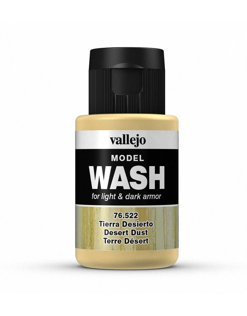 Vallejo Model Wash – Desert Dust 35ml