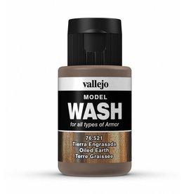 Vallejo Oiled Earth Wash