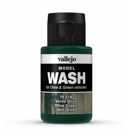 Vallejo Olive Green Wash