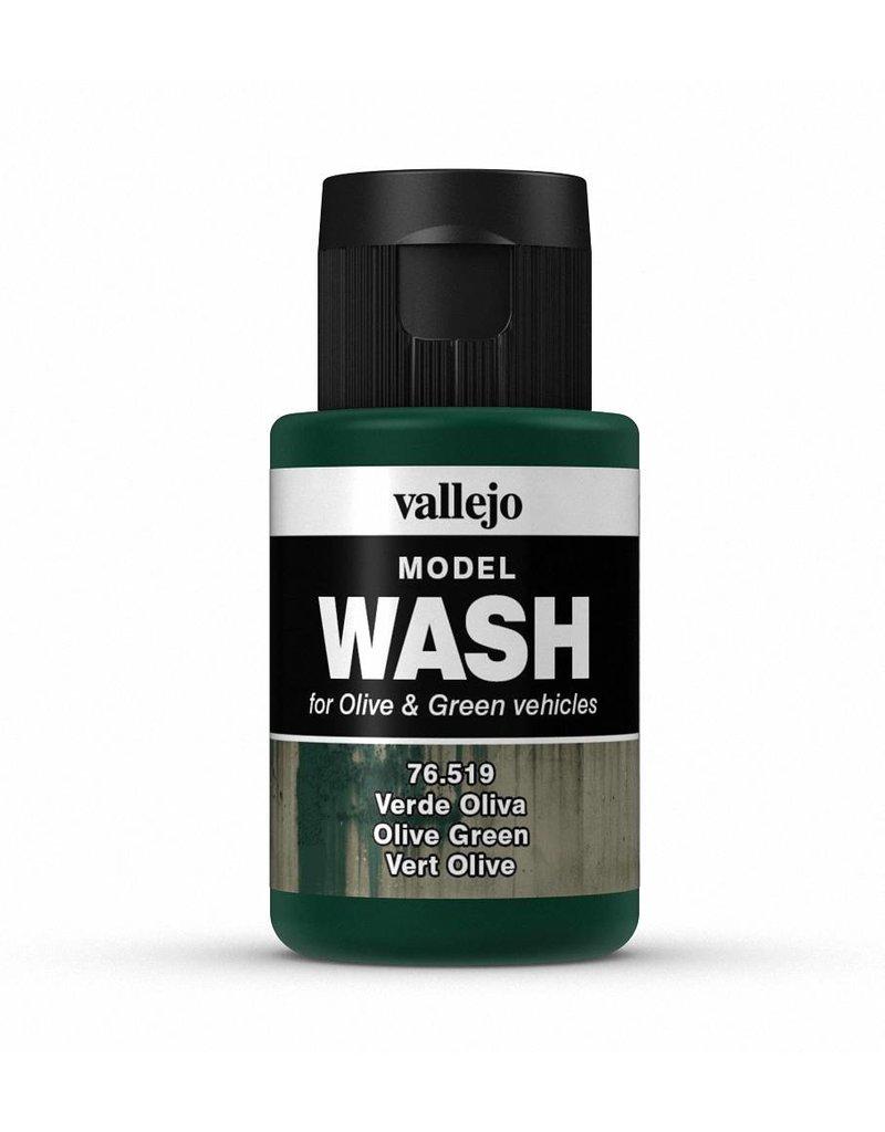 Vallejo Model Wash – Olive Green 35ml