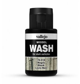 Vallejo Black Wash 35ml