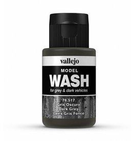 Vallejo Dark Grey Wash
