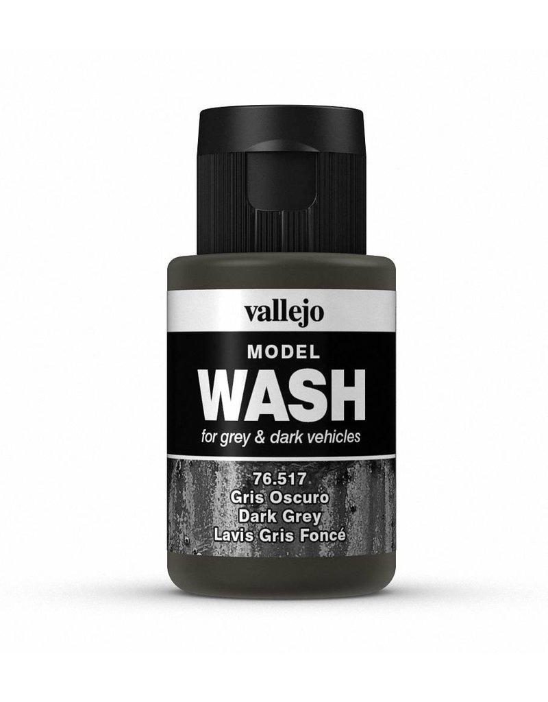 Vallejo Model Wash – Dark Grey 35ml