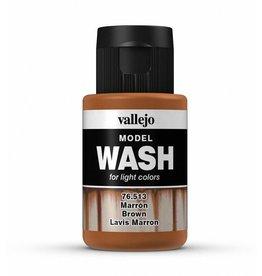 Vallejo Brown Wash