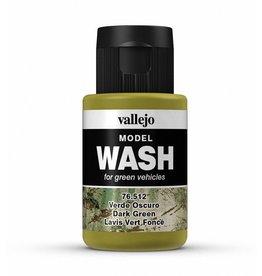 Vallejo Dark Green Wash