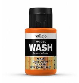 Vallejo Dark Rust Wash