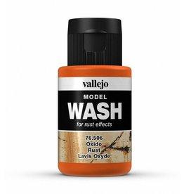 Vallejo Rust Wash