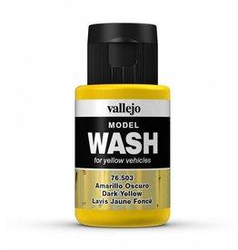 Vallejo Dark Yellow Wash