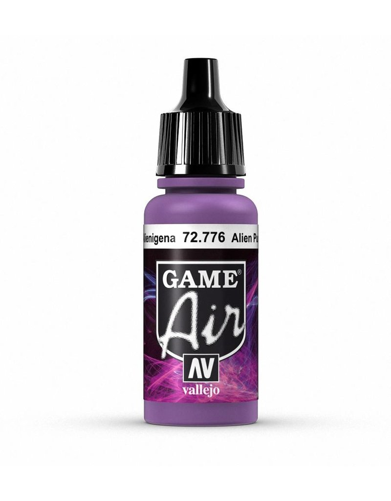 Vallejo Game Air - Alien Purple 17ml