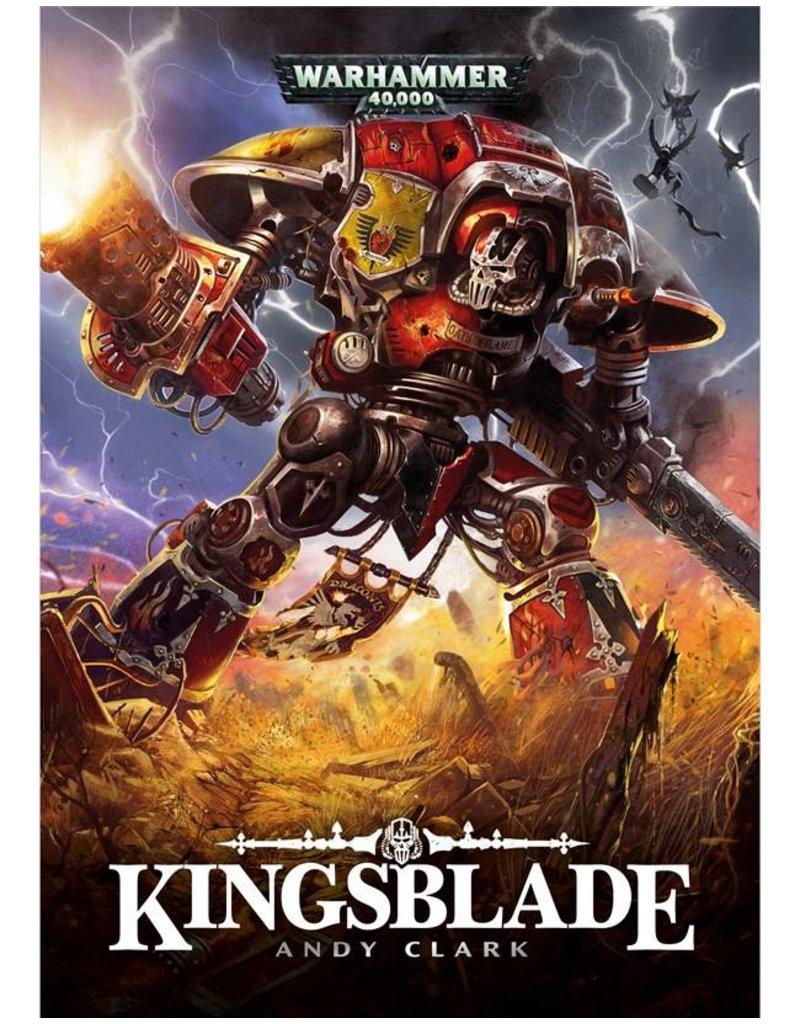 Games Workshop Warhammer 40K: Kingsblade (HB)