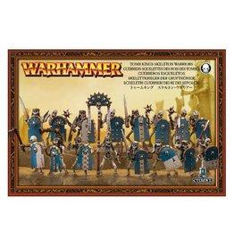 Games Workshop TOMB KINGS SKELETON WARRIORS