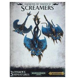 Games Workshop Screamers Of Tzeentch