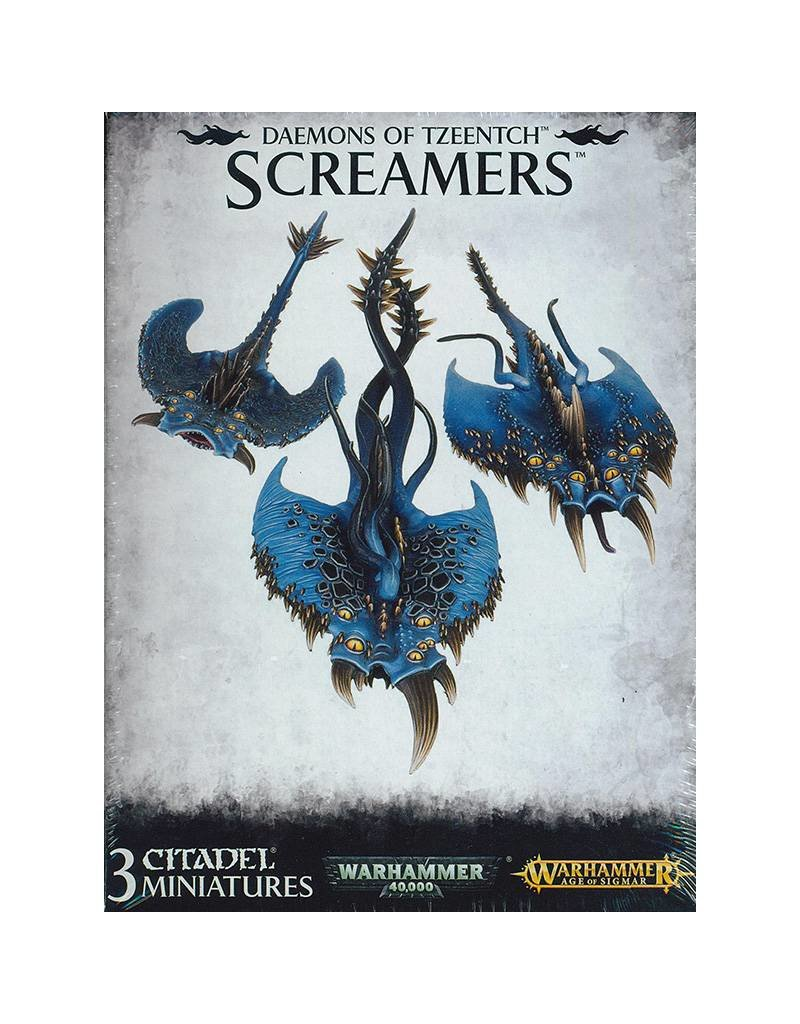 Games Workshop Chaos Daemons Screamers Of Tzeentch