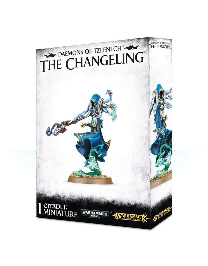 Games Workshop Chaos Daemons The Changeling