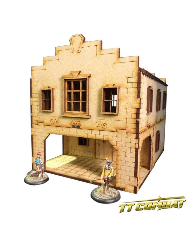 TT COMBAT Townhouse A