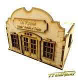 TT COMBAT 4 Stores Set
