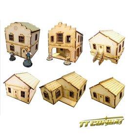 TT COMBAT House Set