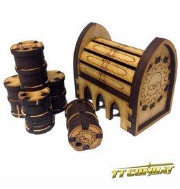 TT COMBAT Gothic Barrel set