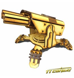 TT COMBAT Laser Defense Platform