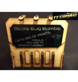 TT COMBAT Sign I (Rico's Bug Bombs)