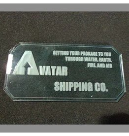 TT COMBAT Sign F (Avatar Shipping Co.)