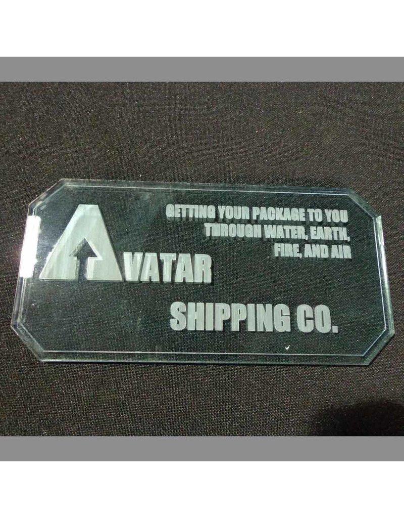 TT COMBAT Sign F (Avatar Shipping Co.)