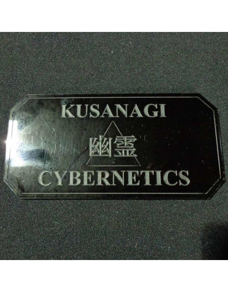 TT COMBAT Sign D (Kusanagi Cybernetics)