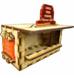 TT COMBAT Food Booth C (Goku Fried Veggies)
