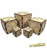 TT COMBAT Small Crates (5)